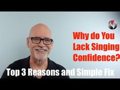 Ep 68  Why Do You Lack Confidence Singing? Top 3 Reasons and a Simple Fix!