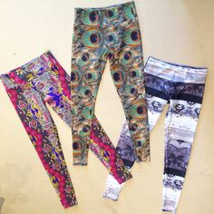onzie yoga leggings venice beach california