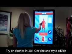 Kinect Virtual Fashion, the Future of Shopping at Home, Retail, and on Smartphone
