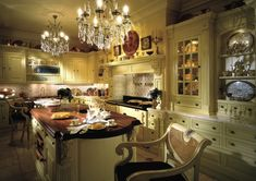 How To 1: How to Create a Victorian Kitchen