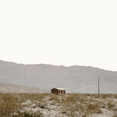 A Road Trip Through The Californian Desert – iGNANT.de