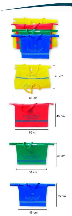 Smartbags Para Carrito De Supermercado Ecologico Reusable | Fandeal - La tienda en línea que está contigo todo el tiempo