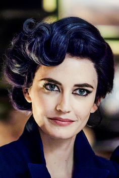 """""""Eva Green as Miss Peregrine 