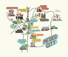 A Pleasure-Packed Long Weekend in Mexico City - WSJ
