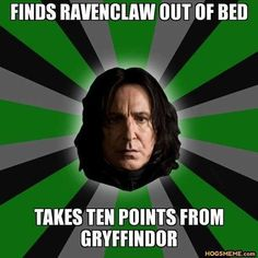 #funny #snape #harrypotter