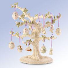 Lenox Holiday Trees Ornament   Lenox Ornament Tree 140 Miniature Ornaments 12 Sets Winter Delights ...