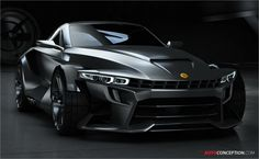 Aspid Cars Releases Images of GT-21 Invictus Hi-Tech Sports Car - AutoConception.com