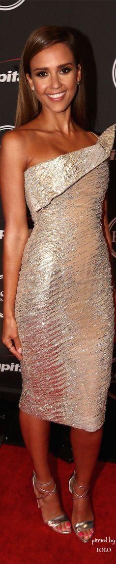 Jessica Alba 2014 ESPY Awards