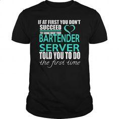 BARTENDER SERVER - IF YOU - #tee #custom sweatshirts. ORDER HERE => https://www.sunfrog.com/LifeStyle/BARTENDER-SERVER--IF-YOU-Black-Guys.html?id=60505