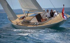 Leonardo Yacht et Eagle 54, un très beau voilier esprit classique