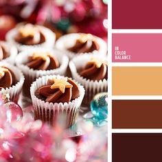 Цветовая палитра №3678