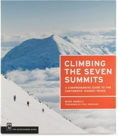 Climbing the Seven Summits: A Comprehensive Guide to the Continents\' Highest Peaks