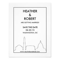 ReviewWashington DC Skyline Save the Date (black) Invitesin each seller & make purchase online for cheap. Choose the best price and best promotion as you thing Secure Checkout you can trust Buy best