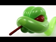 """""""Simple Snake Balloon Animal"""" by @YourBalloonMan at YTEevents.com - YouTube"""
