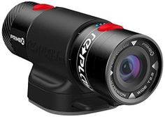 Replay XD Prime X Video Camera Complete System, Actioncamera, Full HD 1080p, Helmkamera