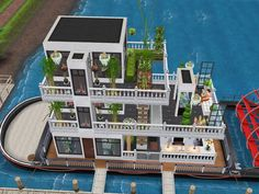 The Sims Freeplay my Simstown