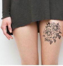 tatuagens em lugares que dá para esconder