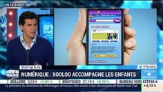Start-up & Co: Xooloo accompagne les enfants - - Vidéo Dailymotion 8 Mars, Mars 2017, Parents, Smartphone, Thinking About You, New Technology, Computers, Wednesday, Self Esteem