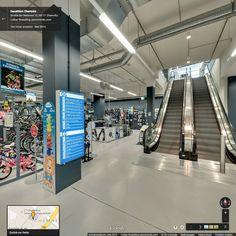 Google Street View Innenansicht // Decathlon Chemnitz - Mai 2014 #StreetViewTrusted #GoogleStreetView  www.panomondo.com