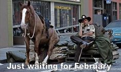 Just waiting for February #TheWalkingDead #Zombies