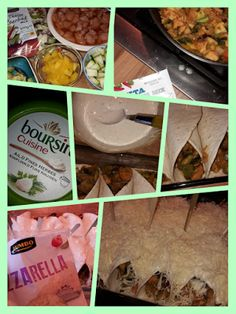Lekker en leuk!: Pittige kipwraps uit de oven