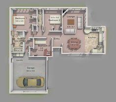 Bridget Floor Plan