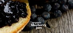 Blueberry Jam by DavidsTea. Made with black tea, elderberries, cornflowers, and stevia! The perfect companion to your morning toast! Stevia, Blueberry Tea, Elderberry Recipes, Davids Tea, Organic Blueberries, Best Tea, Biologique, Looks Yummy, Loose Leaf Tea