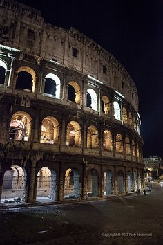 Colosseo - Rome #Italy