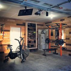 Best home made gym images in gym home gyms at home gym