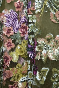 Close up details from Valentino fall 2014