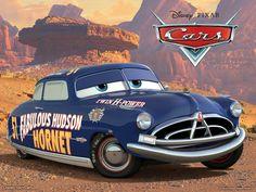 CARS movie character - Doc Hudson Hornet - 1 friend from McQueen & Mater (cut from full gameplay) Cars 2 Movie, Suv Cars, Film Movie, Disney Pixar Cars, Disney Toys, Disney Babies, Disney Cars Wallpaper, Hudson Car, Hudson Hornet