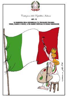 FANY - BLOG: La Costituzione italiana ( Principi fondamentali) Italian Style, Problem Solving, Alter, Kids Learning, Back To School, Blog, Veronica, Geography, Party