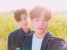 Hyunjin and Seungmin Stray Kids