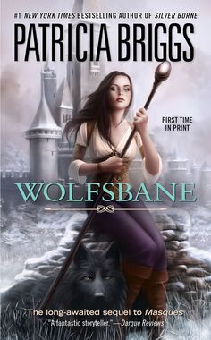 Fantasy Wolfsbane is a tightly-coupled sequel to Masques, and won't make much sense by itself. Other than Wolfsbane, this is a loosely-woven series, and the books can be read in any order. They share the same world, but each book is a stand-alone story with it's own cast of characters.
