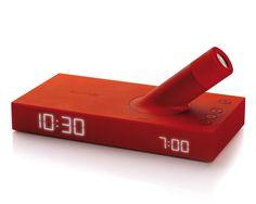 LEXON Design - LR129O3 - Lumo - Warm Red - by Jeremy & Adrian Wright