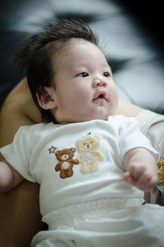 Laurys, plein d'assurance : 30 prénoms rares pour bébé - Journal des Femmes