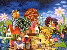 ARTIST: Laszlo Koday (540 pieces)