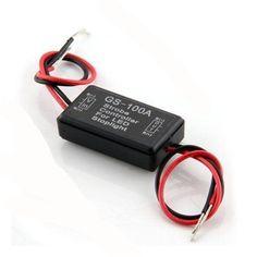 Fiable De Mode Nouveau style de voiture Flash Stroboscope Controller Module Flasher pour Frein de Queue De LED Lumière D'arrêt dropshipping