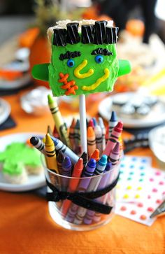 Maddycakes Muse: Monster Mania~Make Your Own Monsters