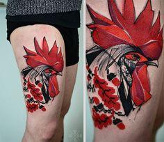 follow the colours tattoo friday Timur Lysenko 0