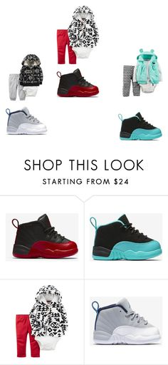 """Untitled #336"" by xoxoryssa on Polyvore featuring NIKE and Carter's"