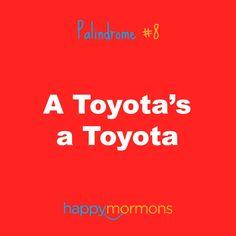 A Toyota's a Toyota