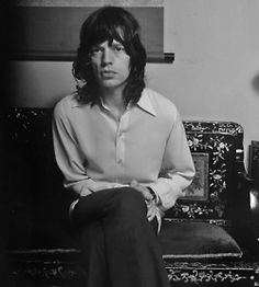Mick Jagger, The Rolling Stones Rock And Roll Bands, Rock Bands, Rock N Roll, Mick Jagger, Rolling Stones, Ron Woods, Moves Like Jagger, Foto Poster, Ronnie Wood