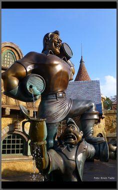 Gaston - Magic Kingdom (Florida)