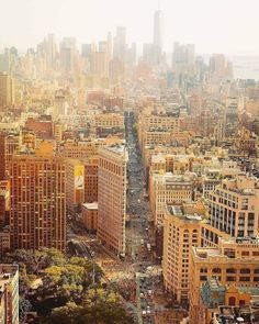 Nyc Life, City Life, Flatiron Building, One World Trade Center, New York Photos, Picture Credit, Beautiful Places In The World, City Photography, I Love Ny