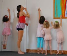 5 experts share their ideas for Creative Movement. Ages 3-6