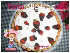 MOTHER'S DAY: STRAWBERRY CAKE