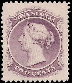 Forged Queen Victoria Stamps of Nova Scotia. Canadian Confederation, Crown Colony, Fauna, Queen Victoria, Stamp Collecting, Mail Art, Nova Scotia, North West, Postage Stamps