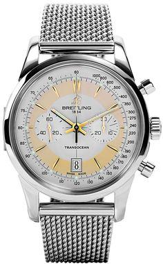 Breitling Transocean Chronograph Edition AB015412/G784-154A