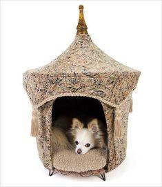 Camelot Dog Cat Pet Bed Furniture #PuppyLove